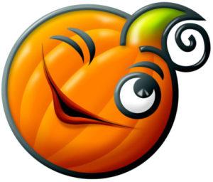 Logo citrouille