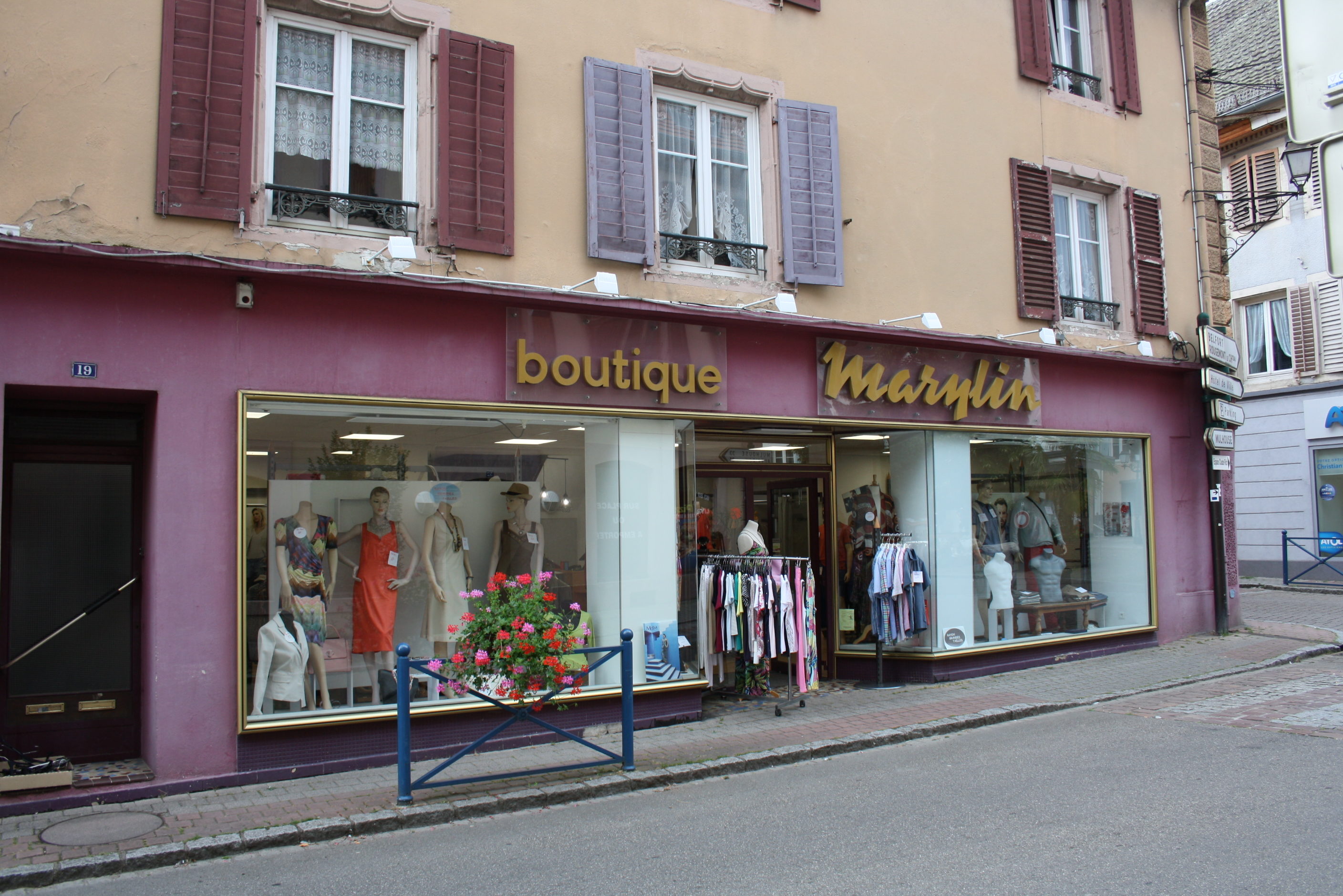 Boutique Marylin