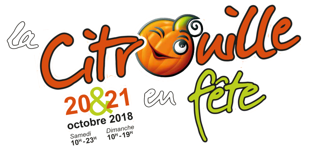 La Citrouille en Fête 20 et 21 octobre 2018
