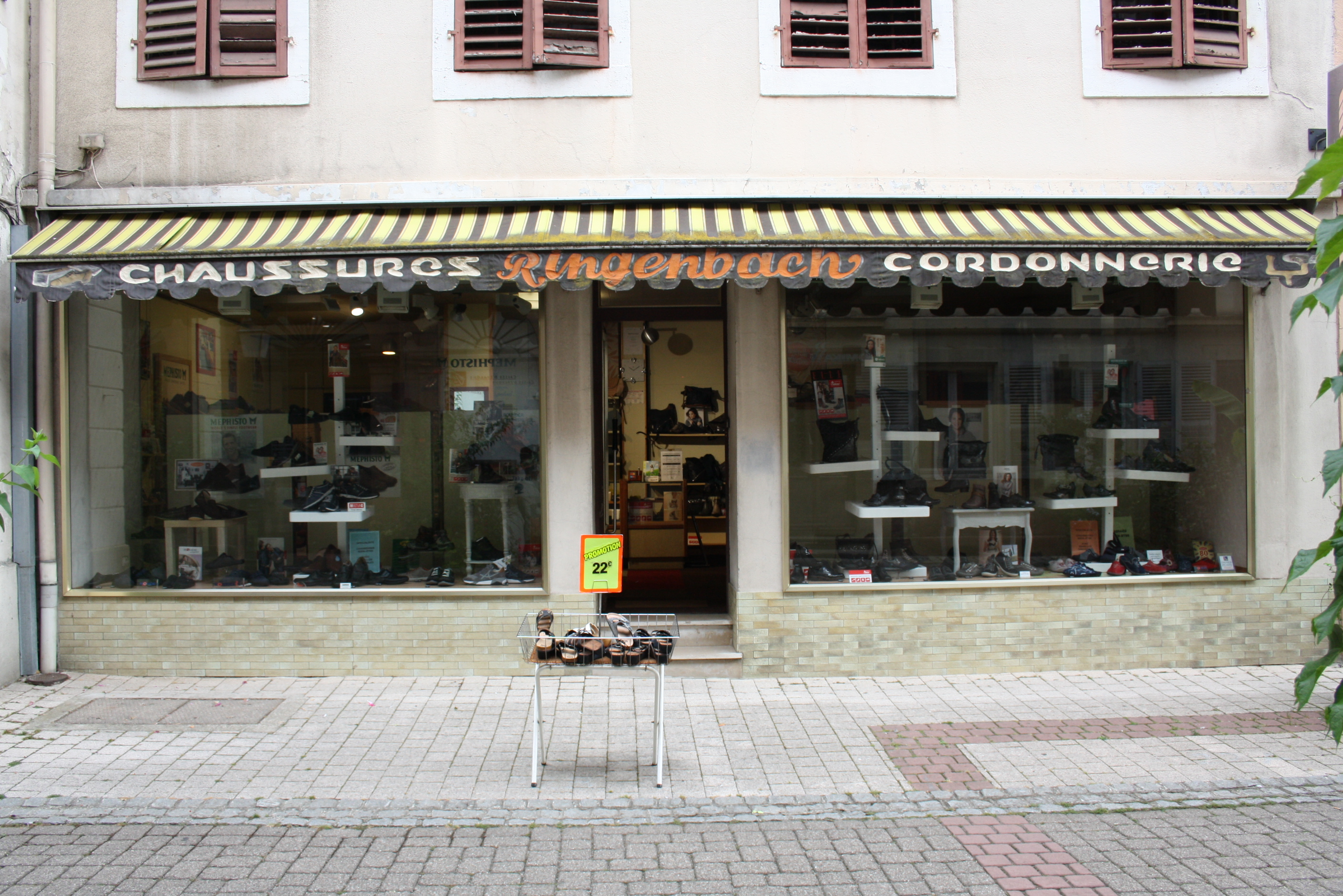 Chaussures Ringenbach